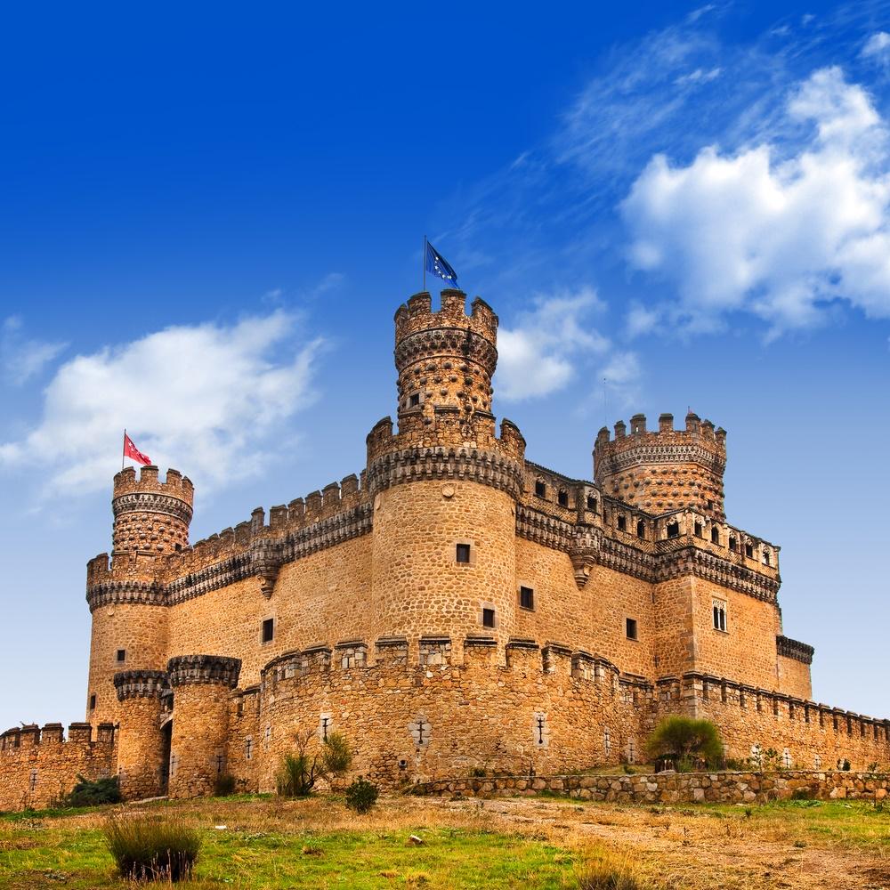Magazine SmartRental Collection   Ruta por los castillos de Madrid