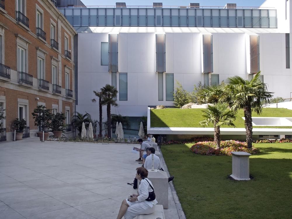 terrazas de museos de madrid