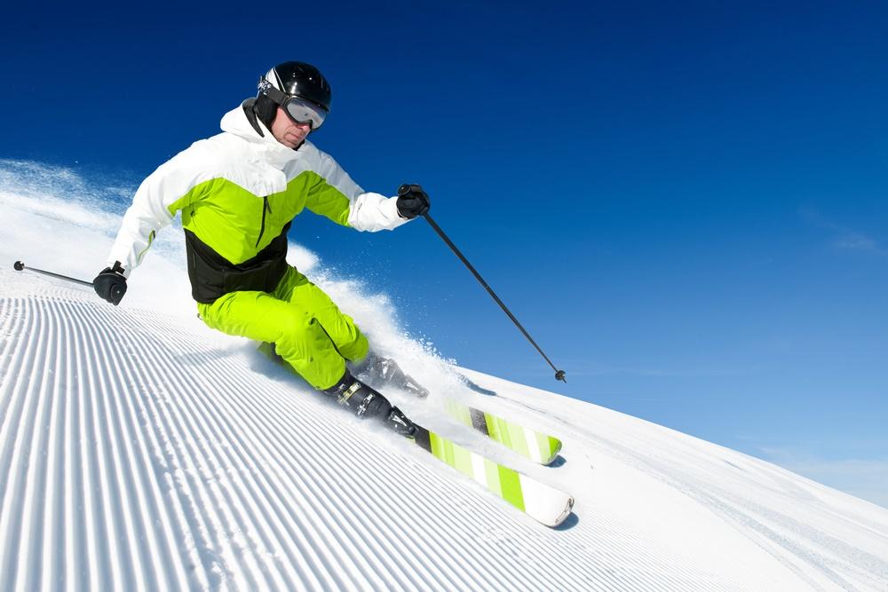 esquí en madrid