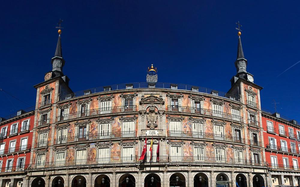 edificios más antiguos de madrid