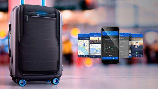 Accesorios de viaje de lujo - bluesmart